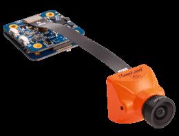 Static reconnaissance camera