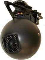 HD visible light & low light camera gimbal