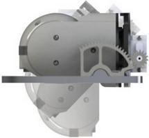 Dual Thermal & HD camera gimbal